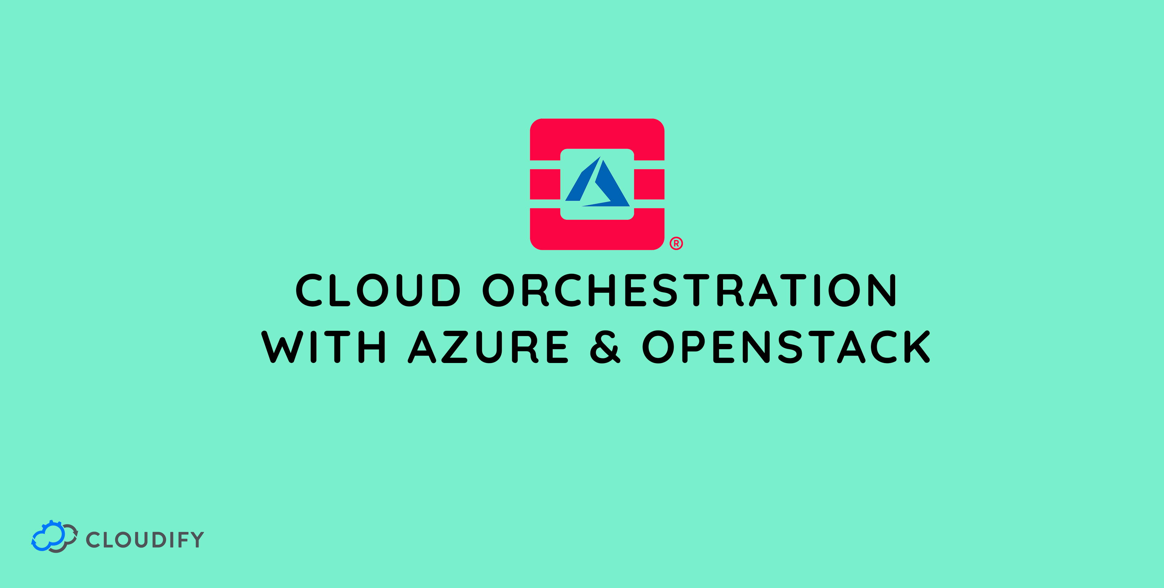 azure openstack cloudify