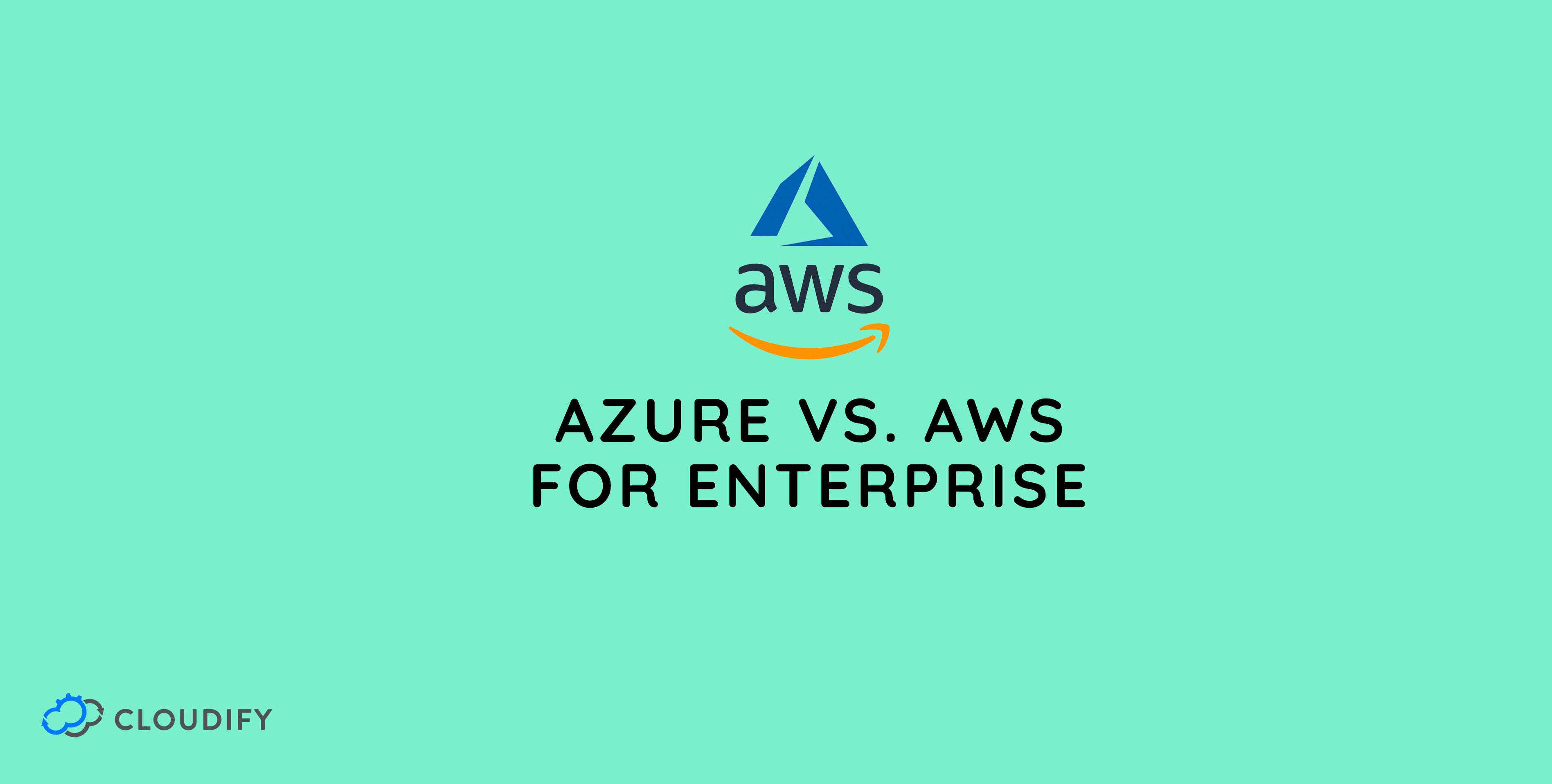 Azure AWS Cloudify