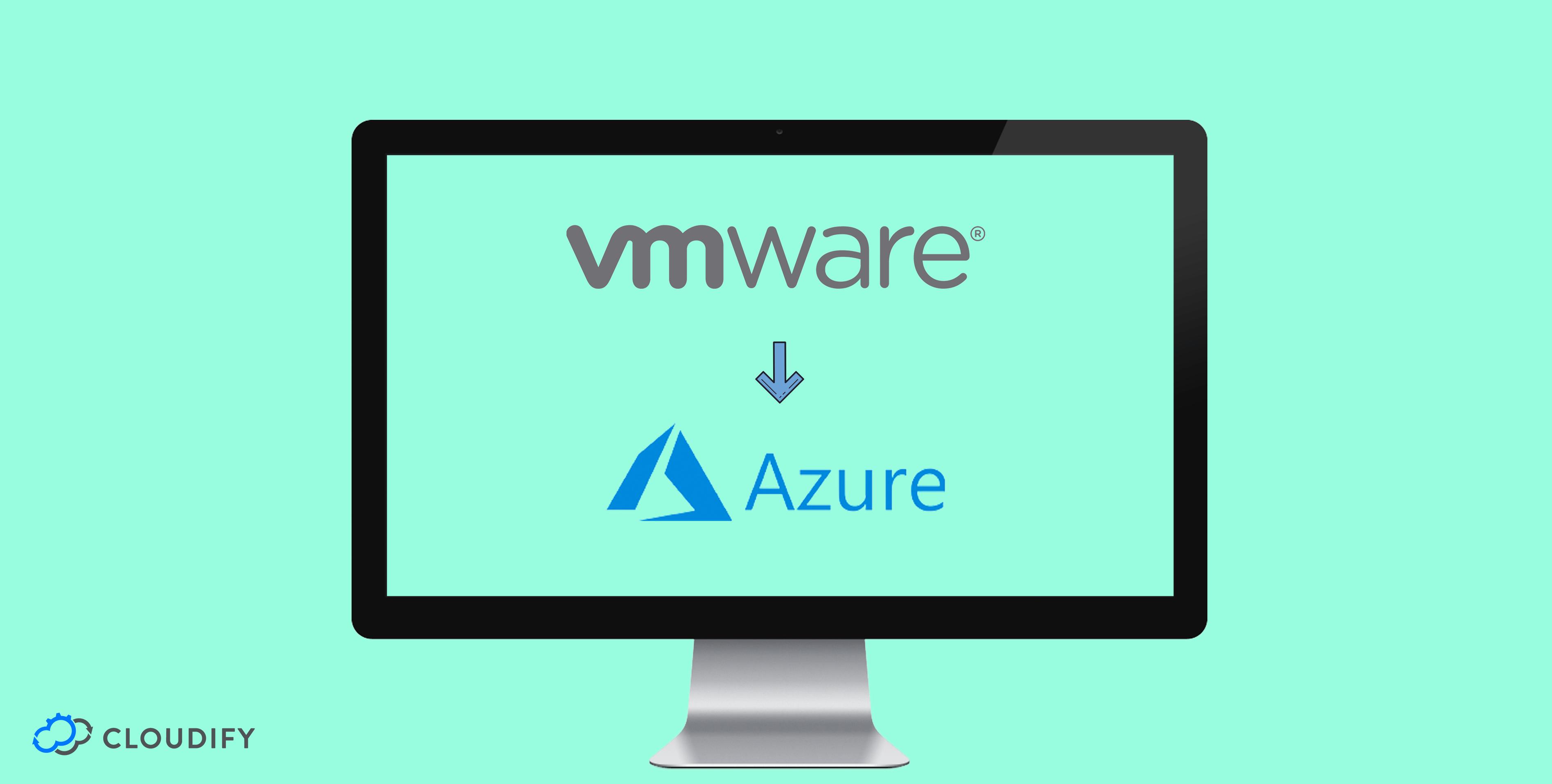 cloudify vmware azure