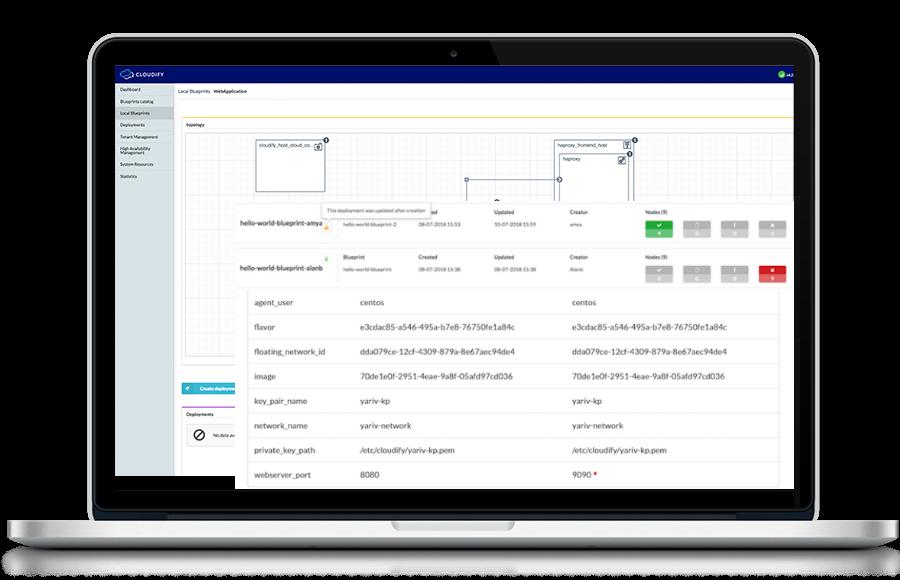 cloudify-deployment-update