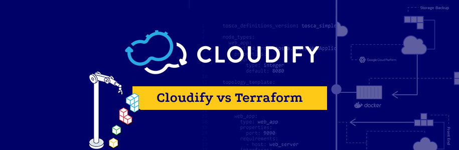 Terraform vs  Cloudify - See how they compare