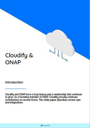 Cloudify ONAP