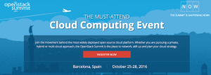 OpenStack | Barcelona Summit | Hybrid Cloud | Telco Cloud | Kubernetes | Docker | Swarm | TOSCA | Open Source Cloud | Container Orchestration