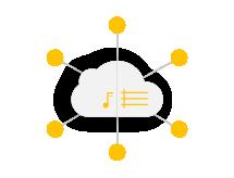 network orchestration illustration