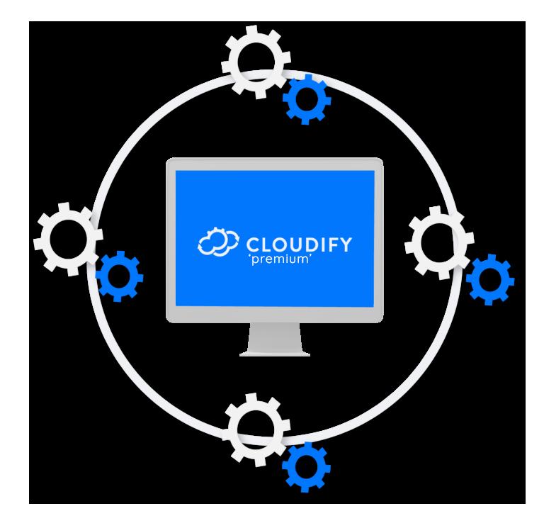 cloudify premium license agreement