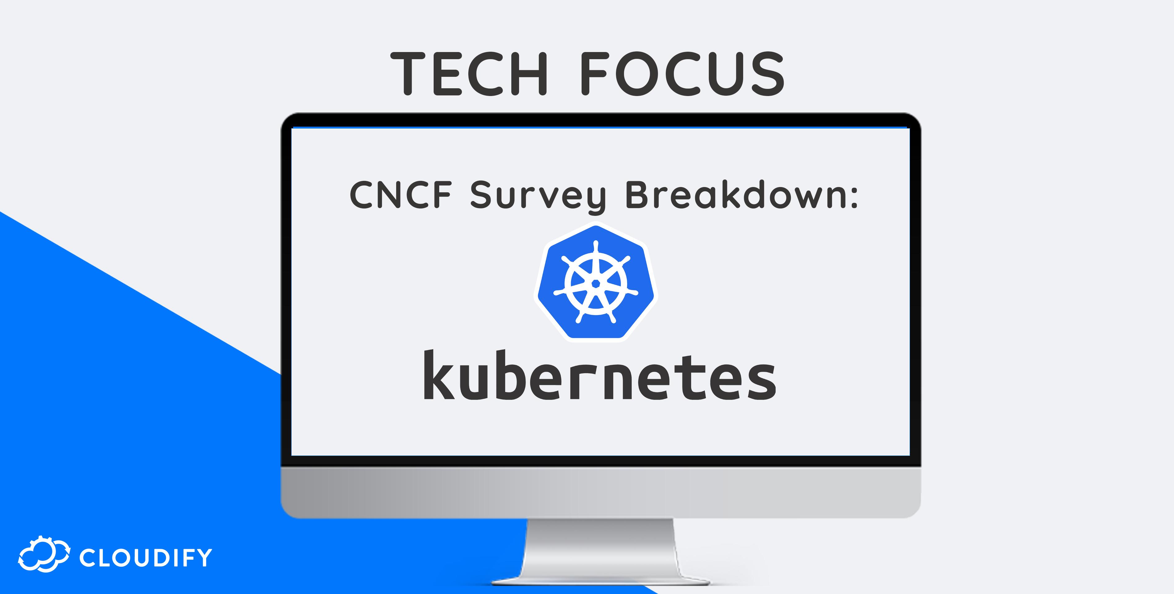 cloudify kubernetes tech