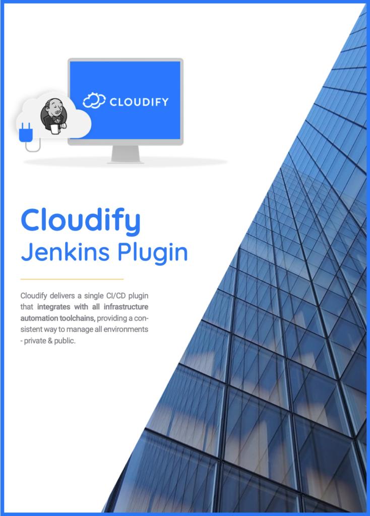 Cloudify Jenkins Whitepaper