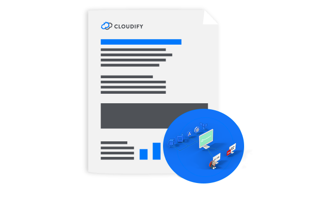 kubernetes for cloudify white paper