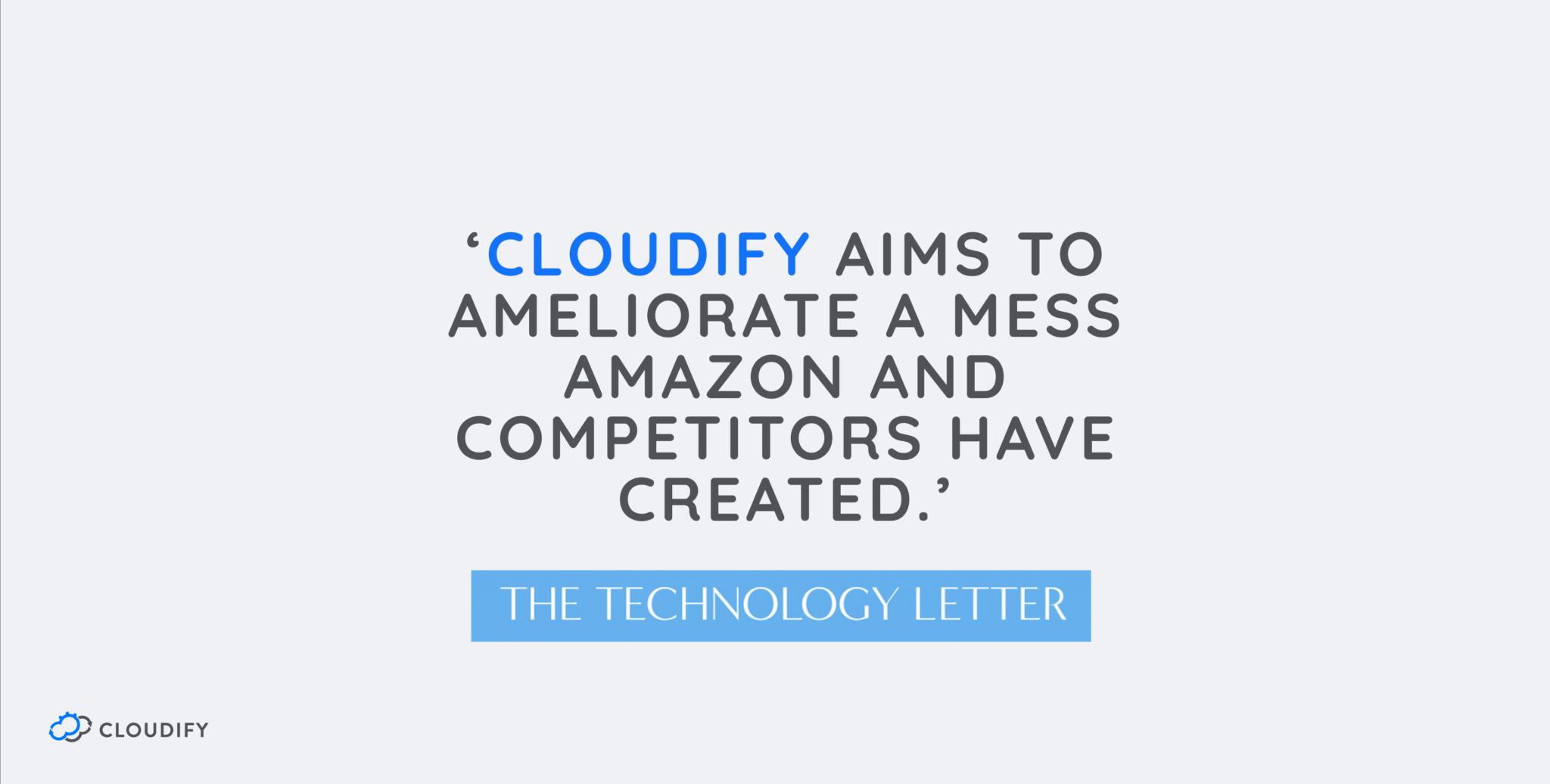 tech letter cloudify