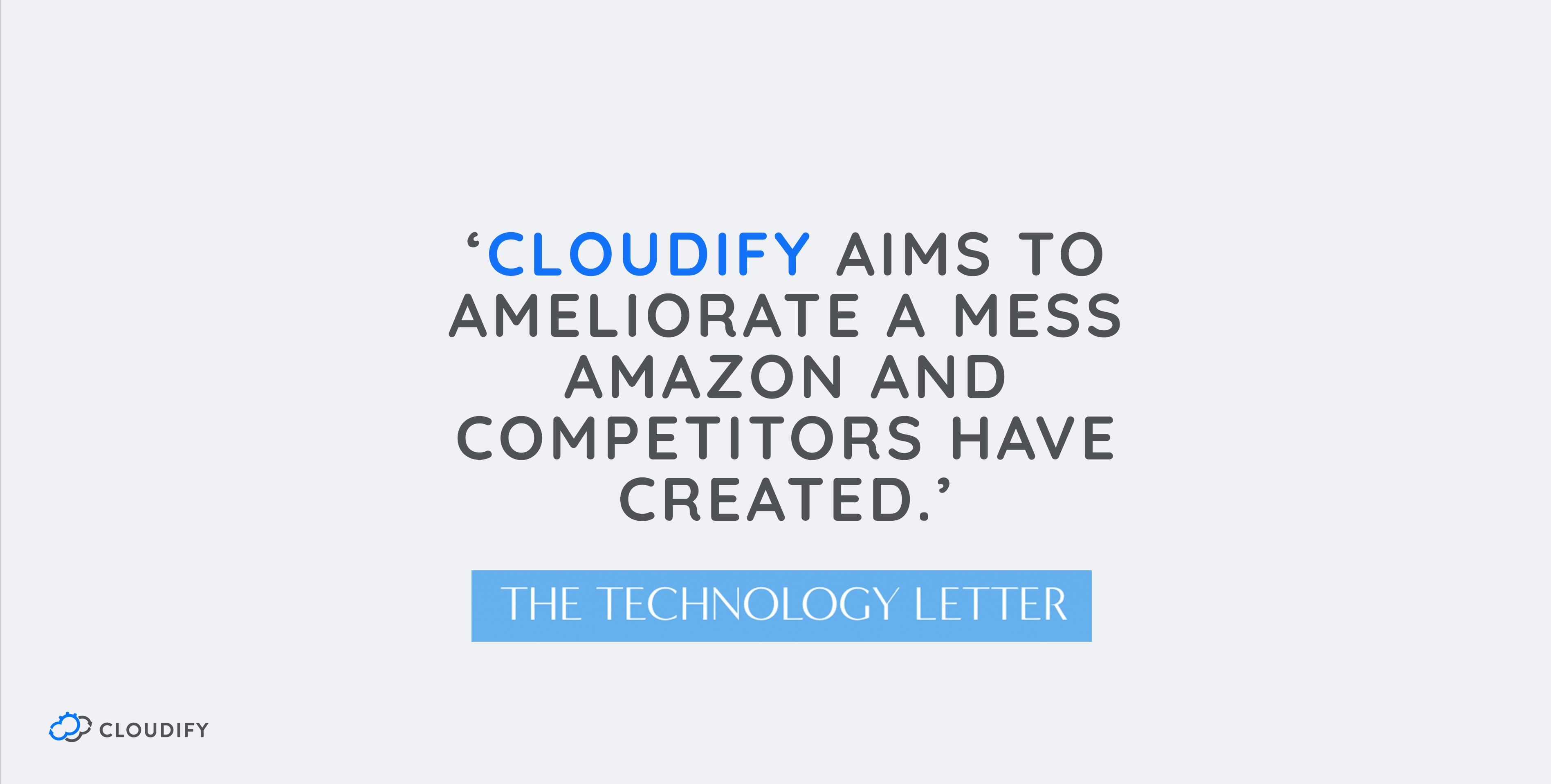 Cloudify Amazon AWS