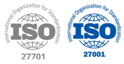 ISO compliance Cloudify