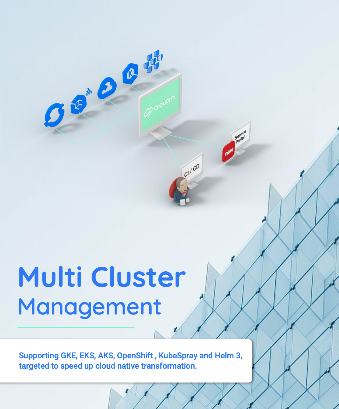 cloudify kubernetes multicluster whitepaper