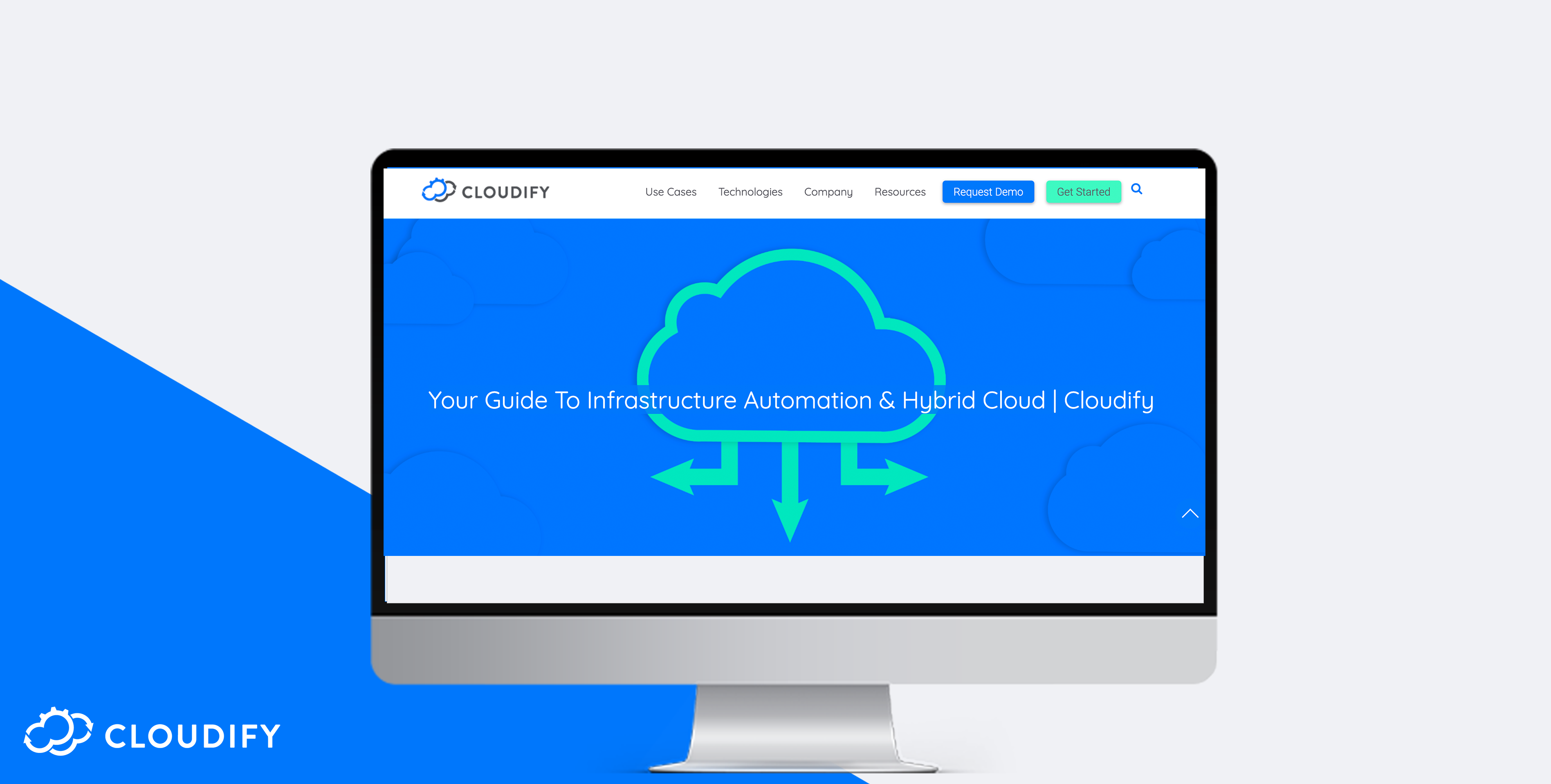 how much do you know about Hybrid Cloud? How does it really related to infrastructure automation? What even IS infrastructure automation? Well question no more! Head to our brand new guide page to learn everything you need to know about Hybrid Cloud: