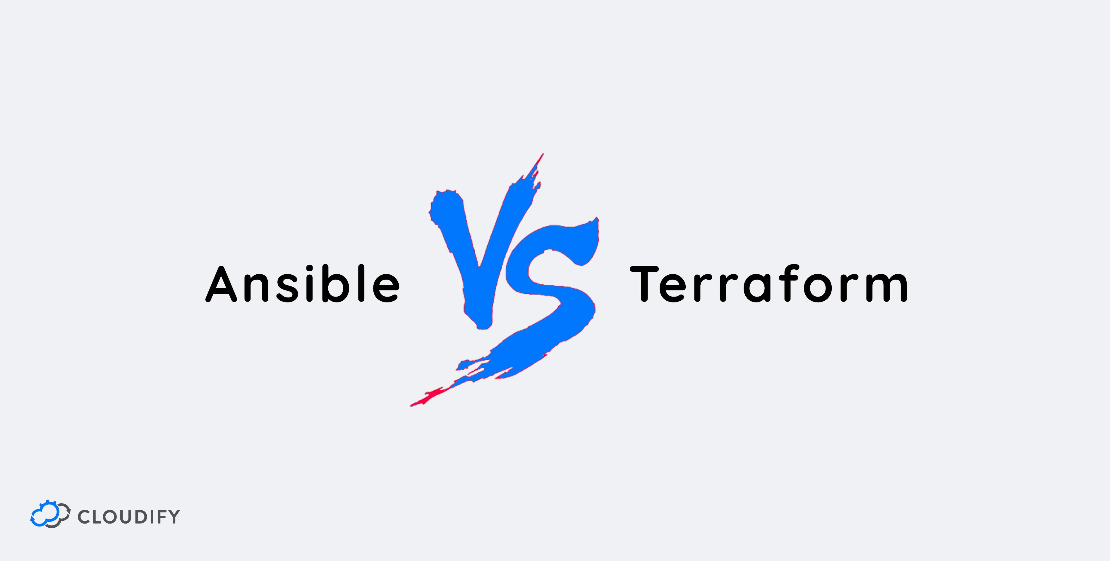Cloudify | Ansible Terraform