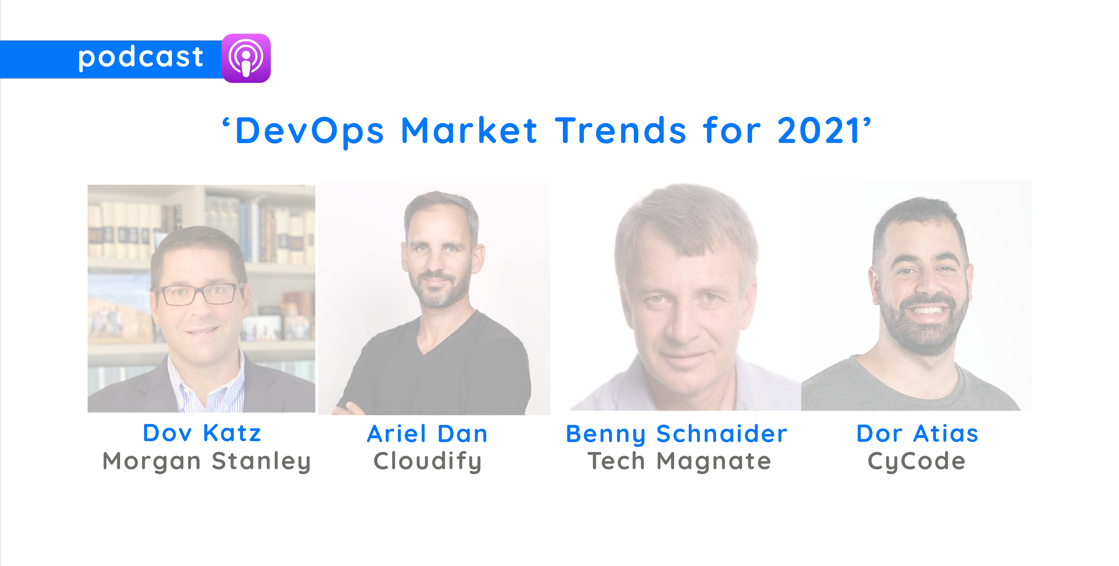 Cloudify podcast devops market trends