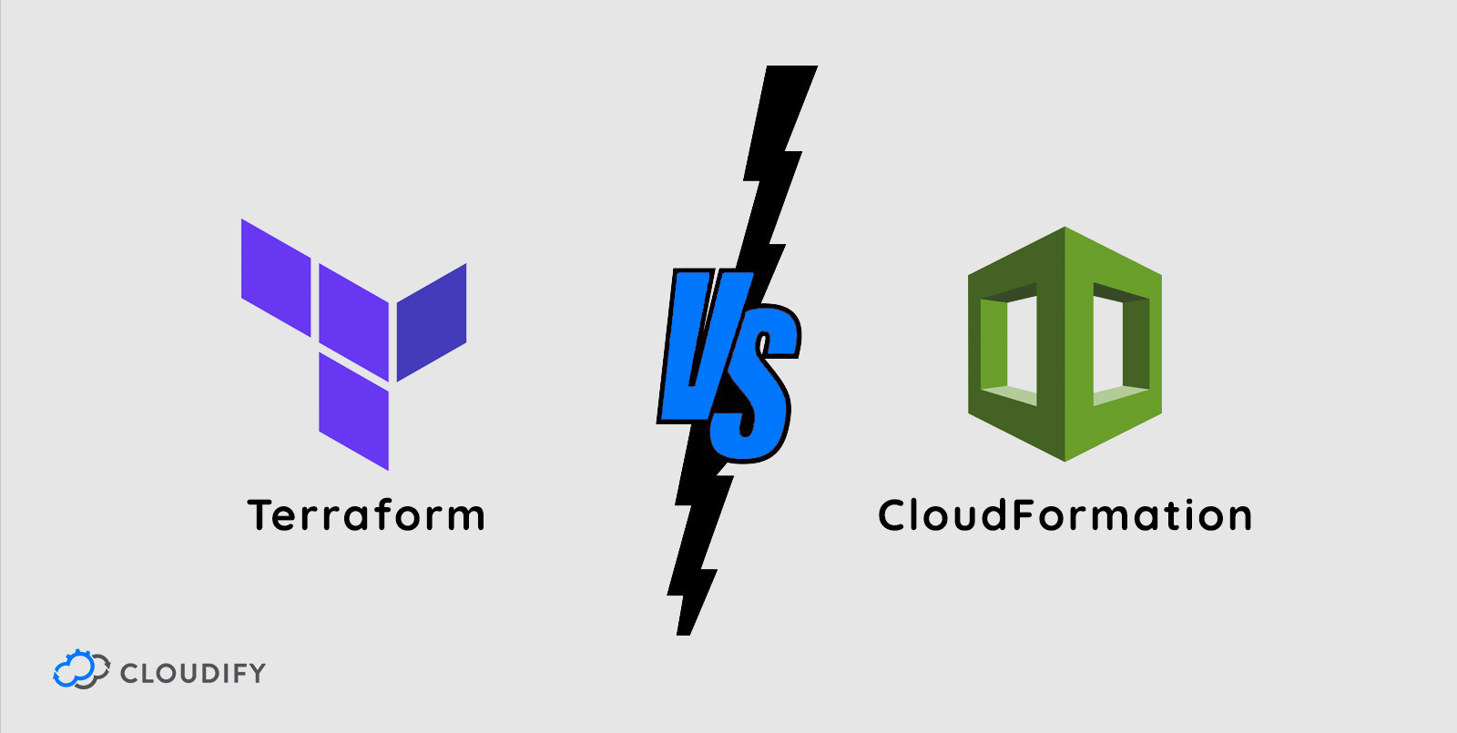 CloudFormation Terraform Cloudify