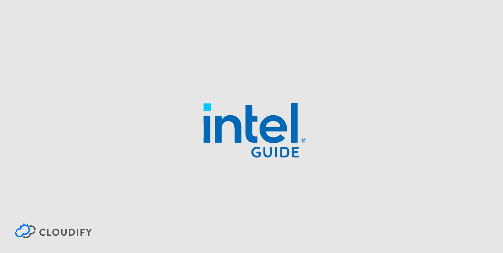 Intel Guide: Cloudify orchestration, Kubernetes cloud technologies, and High Performance Computing are merging in Financial Services workloads
